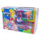 QOLOR צבעי קסם גלגלי צבע486-16