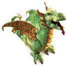 FOLKMANIS דרקון ירוק 2812