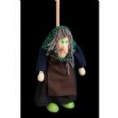מוטיונטה- מריונטה עם מוט- מכשפה 295M