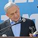 Israeli Leaders Receiving Statues