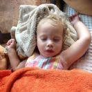 סימני עייפות אצל תינוקות