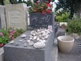 קברה של נעמי שמר