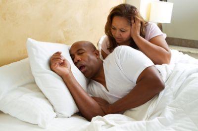 דום נשימה בשינה
