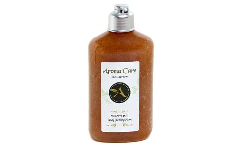 סבון פילינג גוף טבעי