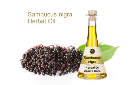 שמן צמחי סמבוק שחור פירות