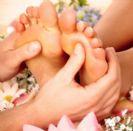 טיפול בכף רגל יבשה וסדוקה