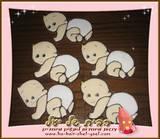 עוגיות מעוצבות תינוק