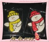 עוגיות איש שלג