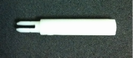 White tube needle holder -1 piece