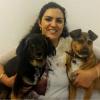 לירון בן אהרון-שרביט מטפלת באמצעות כלבים ומאלפת