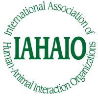 """טיפול באמצעות בע""""ח iahaio לוגו"""