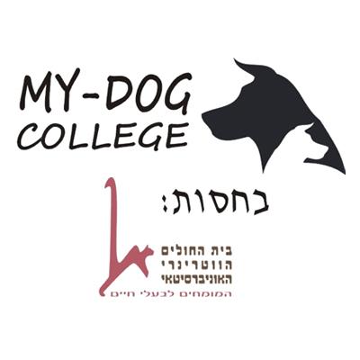 my dog לימודי קורס לבנות טיפולית
