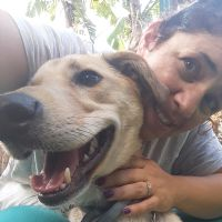 כנרת איבלו כהן - מטפלת בעזרת בעלי חיים