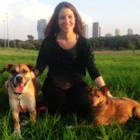 שירי וילנר - כלבנות טיפולית