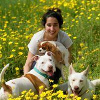 עופרי לייבל - כלבנות טיפולית