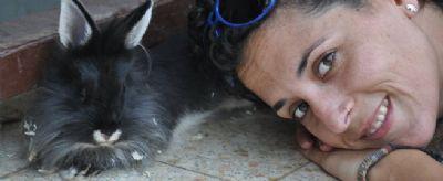 נטע קובלסקי טיפול בעזרת בעלי חיים