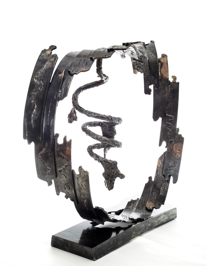 פסל ברזל, רמי אטר, נפחות מודרנית