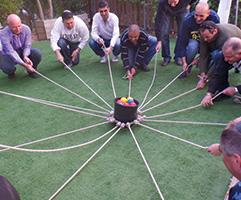 פעילות ODT  לגיבוש קבוצתי