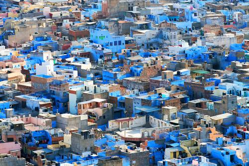 ג'ודפור - העיר הכחולה