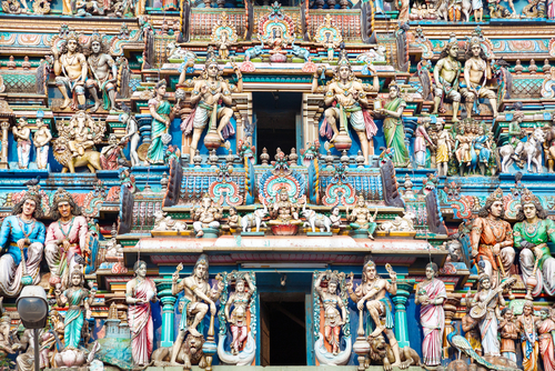 מקדש בצ'נאי Chennai