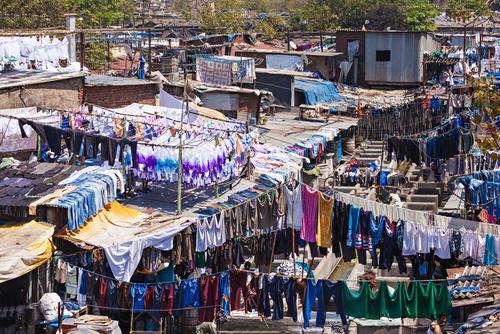 דהובי גהאט -  Dhobi Ghat
