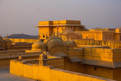 מבצר הנמר  - Nahagarh  - Tiger Fort
