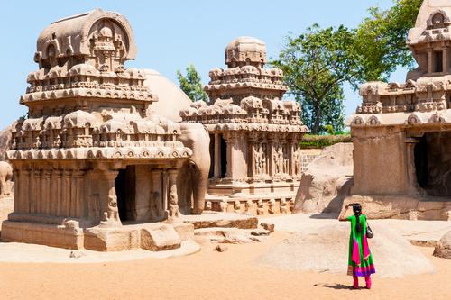חמשת מקדשי הראטות - Pancha Rathas