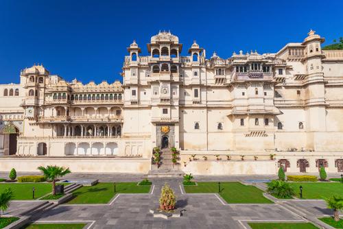 ארמון העיר - City Palace