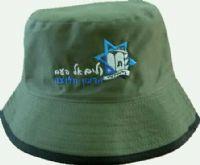 רקמה על כובע טמבל