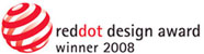 זוכה פרס העיצוב RedDot