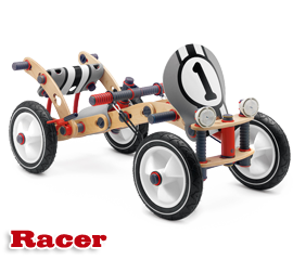 משחק הרכבה Moov Racer
