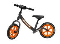 אופניי בייקי בצבע אפור כתום של ברג