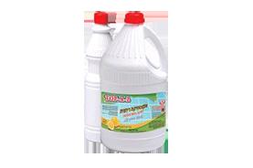 אקונומיקה לימונית 3.5% חומר פעיל - 4 ליטר