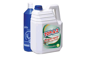 נוזל חיטוי אסלות - 4 ליטר