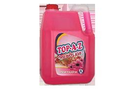 סבון ידיים נוזלי ומעודן - 4 ליטר - ורוד