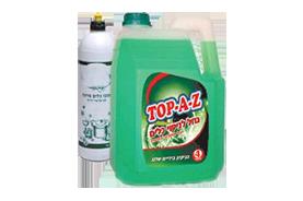 נוזל לשטיפת כלים 12% חומר פעיל - 4 ליטר