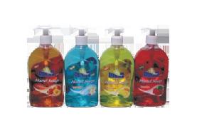 סבון נוזלי + משאבה
