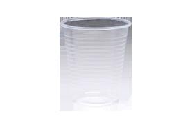 כוס פלסטיק 180cc