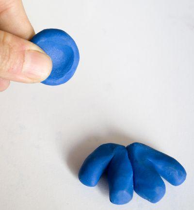 איך ליצור אסקימוסי מפלסטלינה