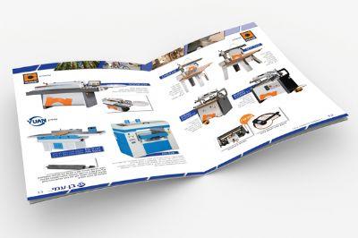 כלים להפקת קטלוג מעוצב - סטודיו ורטיגו