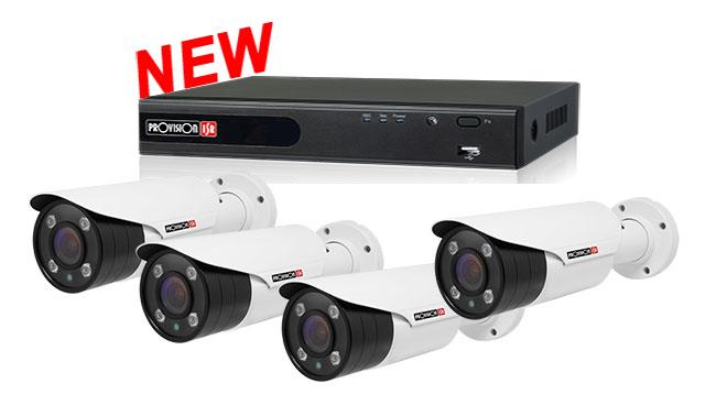 מערכת מצלמות AHD Provision