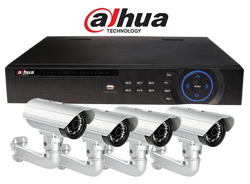 מצלמות אבטחה HDCVI