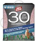 """חול לחתולים סימפל סלושיין 4 ק""""ג simple solution 30 day"""