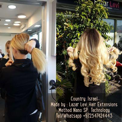 hair extensions lazar levi photos