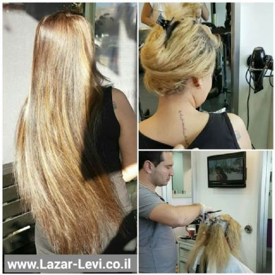 lazar levi hair extensions photos