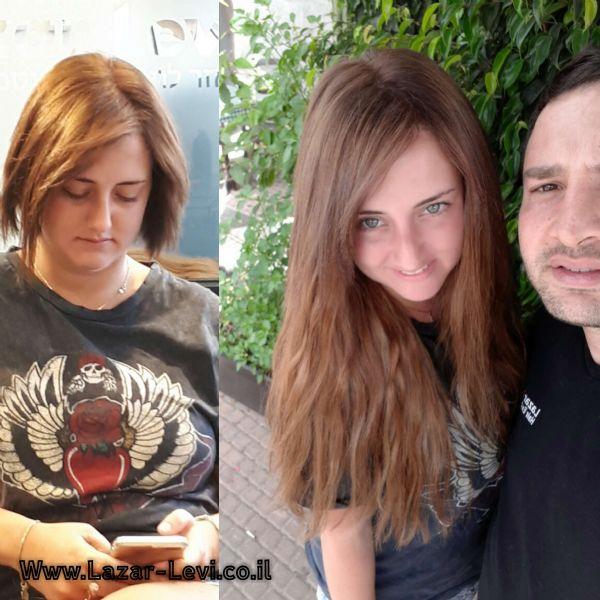 אורין ג'ולי תוספות שיער תמונות