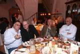 """אנשי ענף התיירות: דוד קינן,מנכ""""ל קינג טורס.   מוסיק בריקמן, מנהל תוכניות תיור באסתא. בצלאל קרבט, מנכ""""ל סאן דור.  אבי קפצן, מנכ""""ל קיי טורס"""