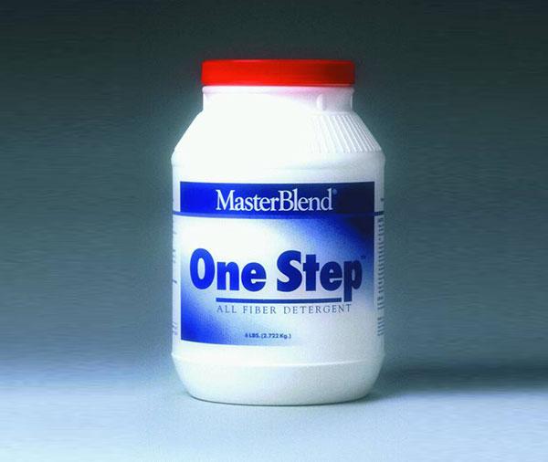וואן סטפ OneStep  דטרגנט אבקתי לשטיחי צמר וניילון דוחה כתמים - MasterBlend USA