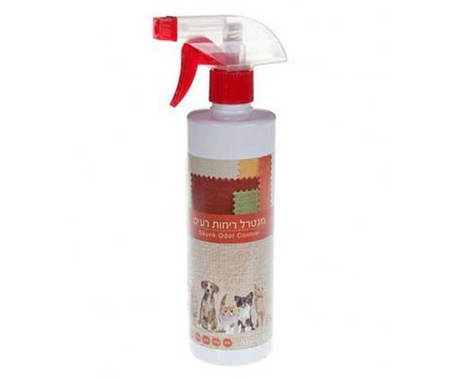 חומר לניקוי ריחות רעים   Skunk Odor Control - MasterBlend USA