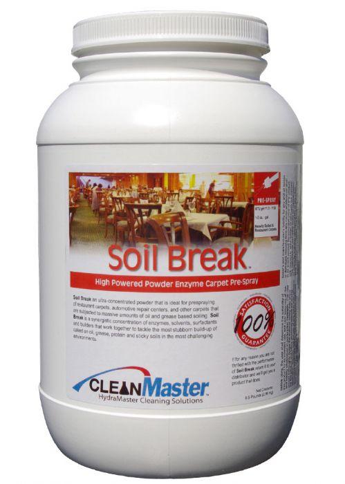 סויל ברייק -SoilBreak - אבקה אנזימית לניקוי לכלוך על בסיס חלבוני
